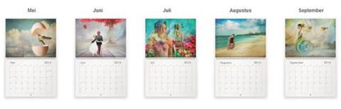 Iet Wouda kalender