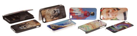 voorbeelden van telefoonhoesjes iPhone5